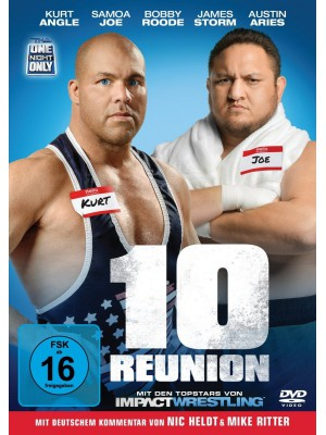 TNA - 10 Reunion (DVD)