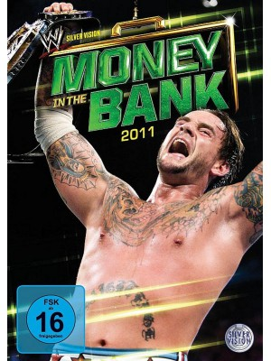 WWE - Money In The Bank 2011 (DVD)