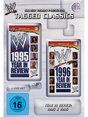WWE - The Year In Review 1995 & 1996 (2x DVD Tagged Classics)