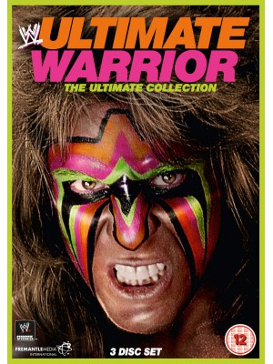 WWE - The Ultimate Warrior - The Ultimate Collection (3x DVD)