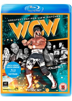 WWE - WCW The Greatest Pay Per View PPV Matches Volume 1 (2x Blu-Ray)