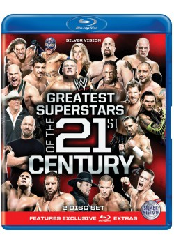 WWE - The Greatest Superstars Of The 21st Century (2x Blu-Ray)