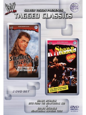 WWE - Shawn Michaels - Hits From The Heartbreak Kid / Heartbreak Express Tour (2x DVD Tagged Classics)