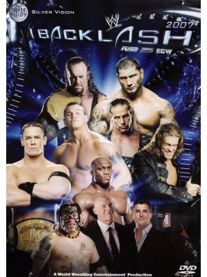 WWE - Backlash 2007 (DVD)