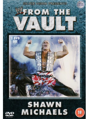 WWE - Shawn Michaels - From The Vault (2x DVD)