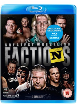 WWE - The Greatest Wrestling Factions (2x Blu-Ray)