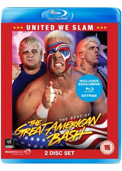 WWE - United We Slam - The Best Of The Great American Bash (2x Blu-Ray)