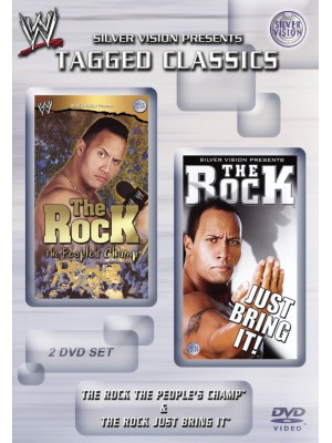 WWE - The Rock - The People's Champ & Just Bring It! (2x DVD Tagged Classics)