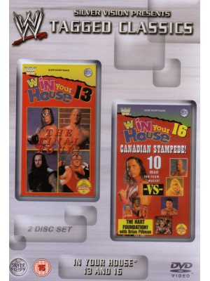 WWE - In Your House 13 & 16 (2x DVD Tagged Classics)