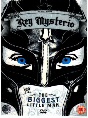 WWE - Rey Mysterio - The Biggest Little Man (3x DVD)