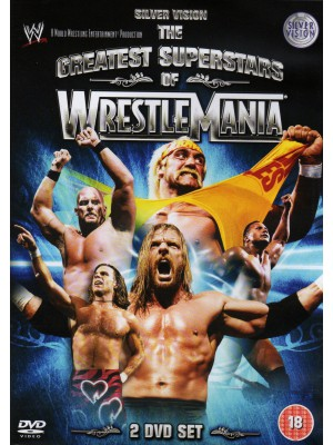 WWE - The Greatest Superstars Of Wrestlemania (2x DVD)