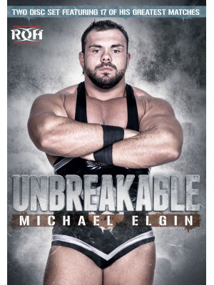 ROH (Ring Of Honor) - Michael Elgin - Unbreakable (2x DVD)