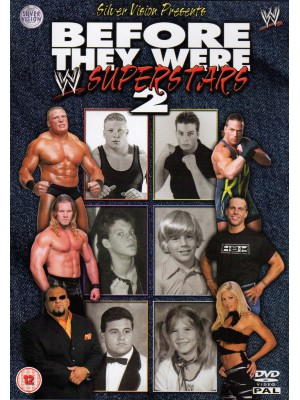 WWE - Before They Were Superstars 2 (DVD)