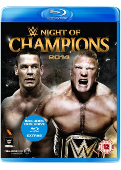 WWE - Night Of Champions 2014 (Blu-Ray)
