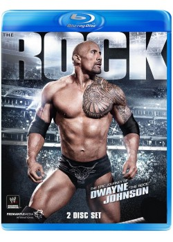 WWE - The Epic Journey Of Dwayne The Rock Johnson (2x Blu-Ray)