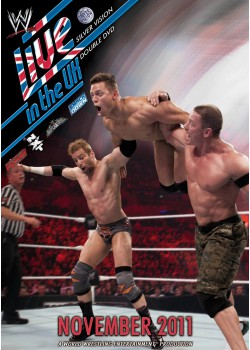 WWE - Live In The UK November 2011 (2x DVD)
