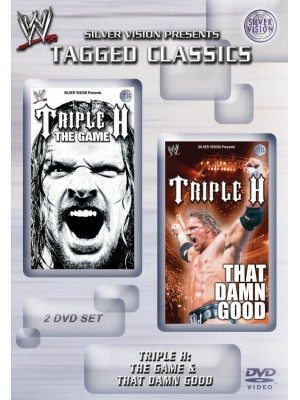 WWE - Triple H - The Game & That Damn Good (2x DVD Tagged Classics)