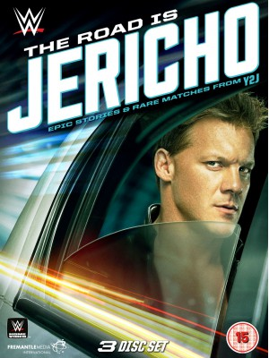 WWE - The Road Is Chris Jericho - The Epic Stories & Rare Matches From Y2J (3x DVD)