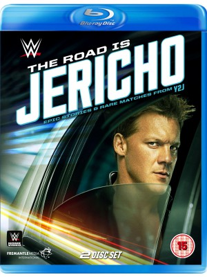 WWE - The Road Is Chris Jericho - The Epic Stories & Rare Matches From Y2J (2x Blu-Ray)