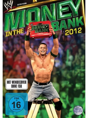 WWE - Money In The Bank 2012 (DVD)