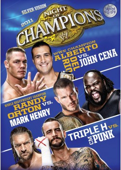 WWE - Night Of Champions 2011 (DVD)