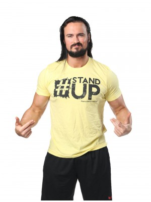 TNA IMPACT WRESTLING - Drew Galloway - Stand Up (T-Shirt)