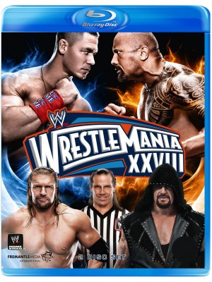 WWE - Wrestlemania 28 (2x Blu-Ray)