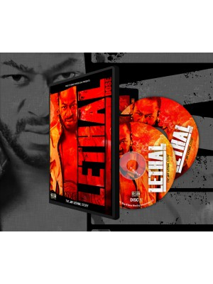 ROH (Ring Of Honor) - Jay Lethal - Lethal Dose The Jay Lethal Story (2x DVD)