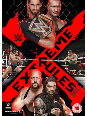 WWE - Extreme Rules 2015 (DVD)