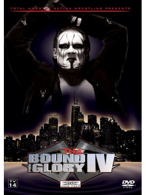 TNA IMPACT WRESTLING - Bound For Glory 2008 (DVD)