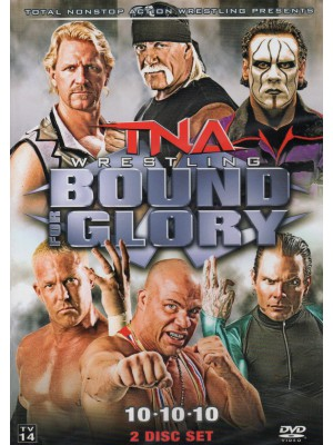 TNA IMPACT WRESTLING - Bound For Glory 2010 (2x DVD)