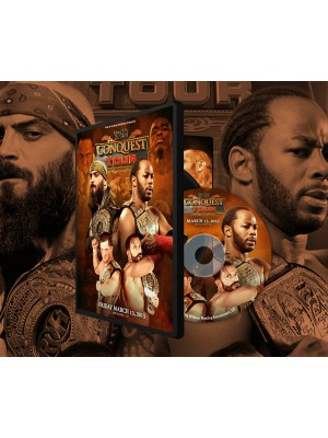 ROH (Ring Of Honor) - Conquest Tour Milwaukee 2015 (DVD)