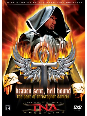 TNA IMPACT WRESTLING -  Heaven Sent, Hell Bound - The Best Of Christopher Daniels (DVD)