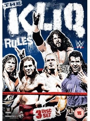 WWE - The Kliq - The Kliq Rules WCW (3x DVD)