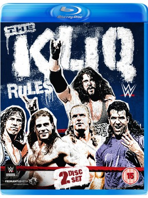 WWE - The Kliq - The Kliq Rules WCW (2x Blu-Ray)
