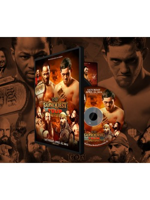 ROH (Ring Of Honor) - Conquest Tour Hopkins 2015 (DVD)