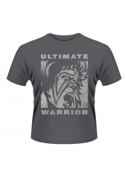 WWE - The Ultimate Warrior - Scream (Retro T-Shirt)