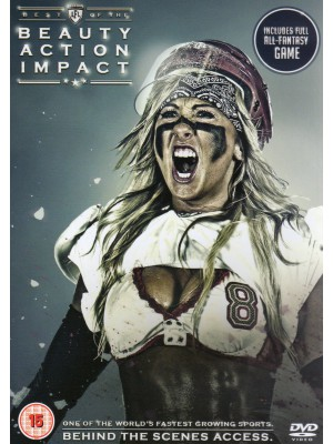 LFL - The Best Of The Legends Football League - Beauty Action Impact (DVD)