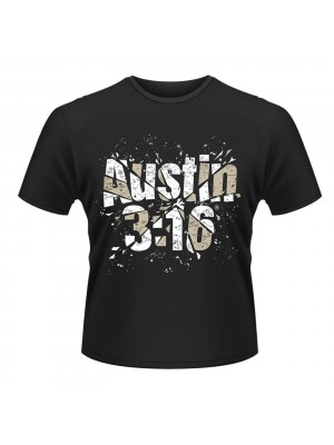 WWE - Stone Cold Steve Austin - Shattered Glass 3:16 (T-Shirt)
