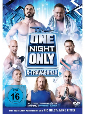 TNA - X-Travaganza One Night Only (DVD)