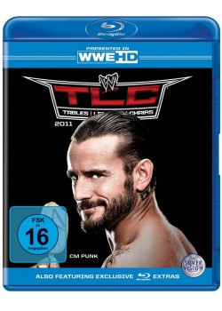 WWE - TLC Tables Ladders Chairs 2011 (Blu-Ray)