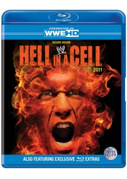WWE - Hell In A Cell 2011 (Blu-Ray)