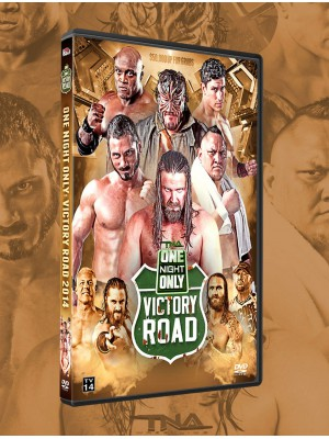 TNA IMPACT WRESTLING - Victory Road 2014 (DVD)
