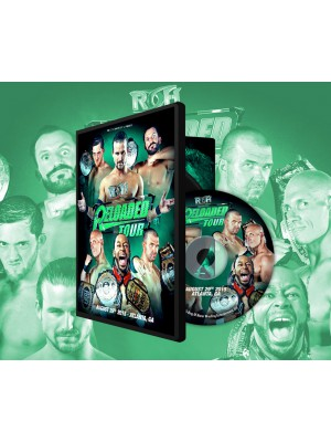 ROH (Ring Of Honor) - Field Of Honor 2015 (DVD)
