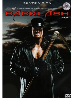 WWE - Backlash 2008 (DVD)