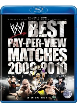 WWE - The Best PPV Pay Per View Matches 2009 - 2010 (2x Blu-Ray)