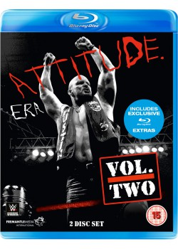 WWE - The Attitude Era Vol. 2 (2x Blu-Ray)
