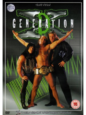 WWE - DX D Generation X - Are You Ready? (DVD)