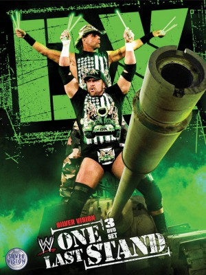WWE - DX D Generation X - One Last Stand (3x DVD)