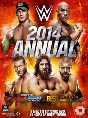 WWE - Annual 2014 - Best Of Raw And Smackdown & PPV Matches 2013 (6x DVD)